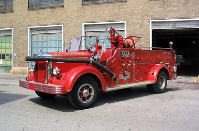 PAST ST.LOUIS APPARATUS AND VEHICLES