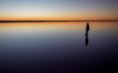 Daren Fawkes - Walking on water