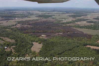 Burn West of Marshfield