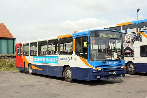 8th / 9th September 2014: Carlisle, Penrith and Preston