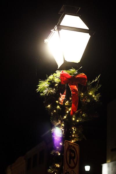 Charleston December
