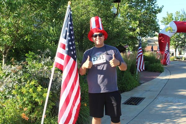 2016 Uncle Sam's 5K Run