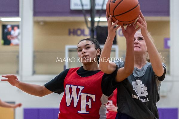 Broughton girls basketball vs Wake Forest. November 14, 2019. D4S_9521