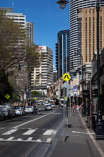 Street on the Rocks, Sydney
