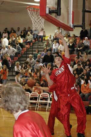 Boys Varsity Basketball - 3/8/2006 Districts Grant