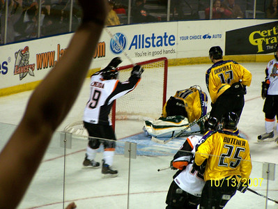 Omaha Lancers v Sioux Falls Musketeers Oct 13