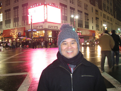 Christmas in Manhattan 2008
