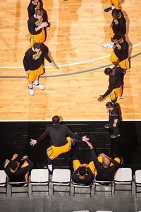 NKU Men's Basketball vs Toledo 1-3-2015