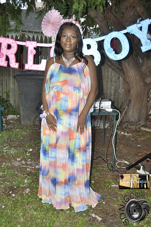 AUGUST 9TH, 2020: CHANTELLE'S GENDER REVEAL
