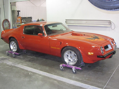 Pontiac Trans Am SD-455