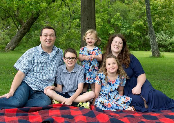 Greene Family - 2017