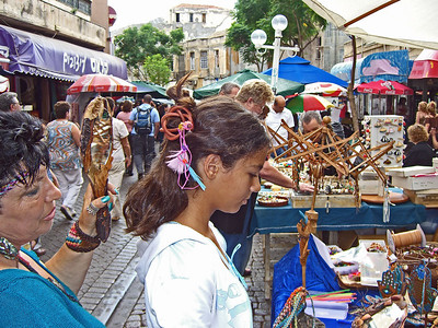 ISRAEL 2006: Nahalat Binyamin market, Tel Aviv