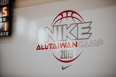 Nike All Taiwan Camp 2019