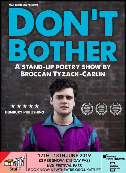 Don't Bother poster