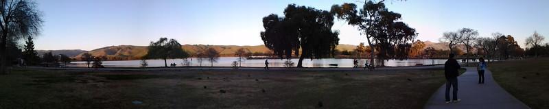 Lake Elizabeth, Fremont 2013/03/09