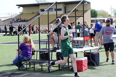 High School District Track Meet