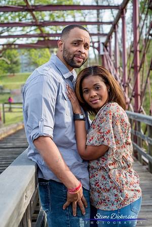 Ebony & Chris
