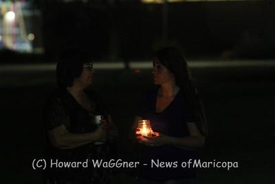 Candlelight Vigil 9-2-2018