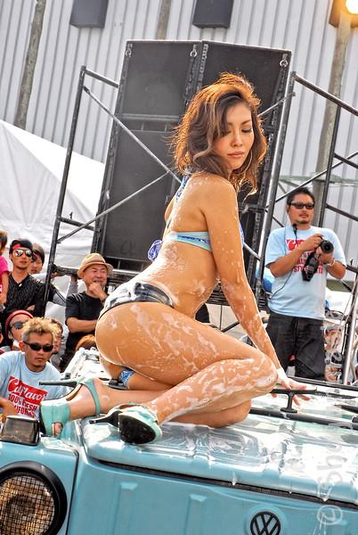 Cal Flavor 2014 Bikini Car Wash