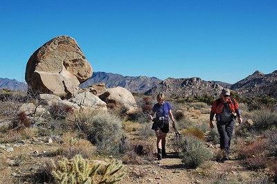 Mojave Nat'l Preserve - Granite Mountain & Kelso Dunes 1/15/05 & 1/16/05