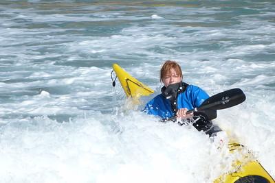 Oct 25 - Plathiena surfing