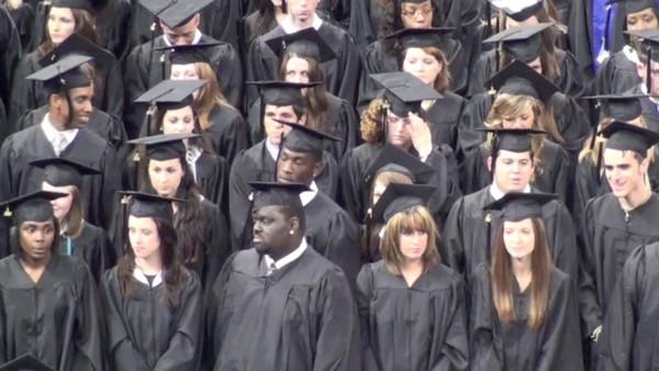 Brooke's Graduation Videos
