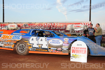 Late Models (Aug-9-2015)