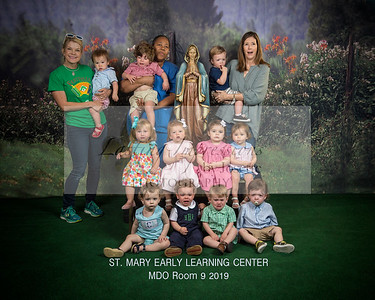 St. Mary's Class Pictures 2019