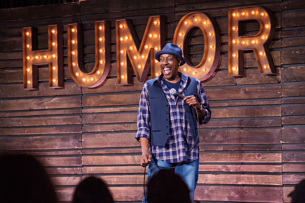 . Arsenio Hall seen at KAABOO 2017 at the Del Mar Racetrack and Fairgrounds on Friday, Sept. 15, 2017, in San Diego, Calif. Hall performs Aug. 4 at the Hard Rock Rocksino at Northfield Park. For more information, visit hrrocksinonorthfieldpark.com.  (Photo by Amy Harris/Invision/AP)