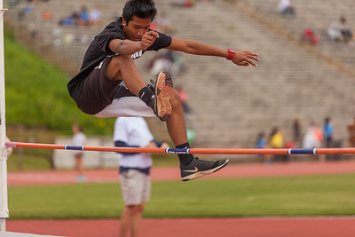 2015 Maui Kiwanis Track and Field Meet