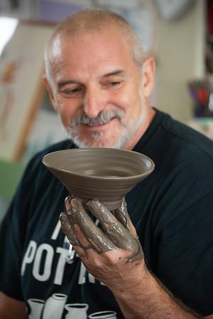 Mingei Ceramicist Euan Craig