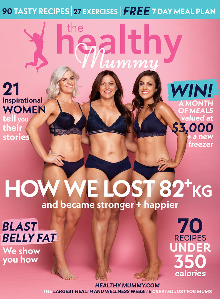 The Healthy Mummy (photo credit: Bauer Media)
