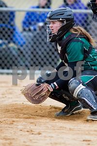 Park Softball vs Hastings 04.18.14
