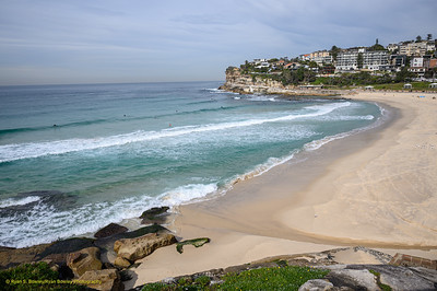 Bronte to Bondi Coastwalk - Sydney