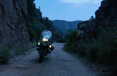 Summer '07 ride report
