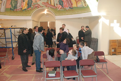Community Life - Saturday of Souls - February 21, 2009