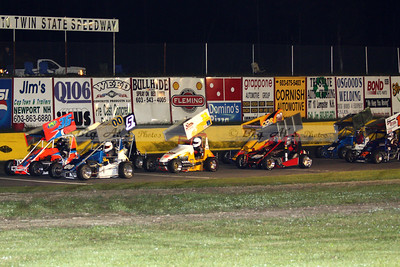 Twin State Speedway 2009