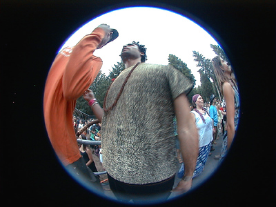 horning's hideout, aug. 2005..part 3..summer camp w/ string cheese incident & friends