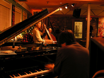 Alan Rowe Trio - Acton Jazz Cafe - 20051030