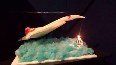 Eli's Concorde Cake