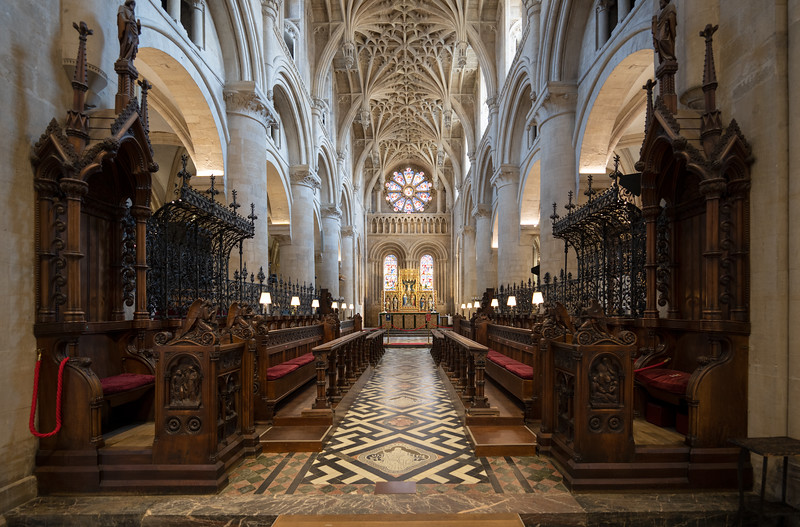 Cathedral of Christ Church, Oxford University (Aug 2021)