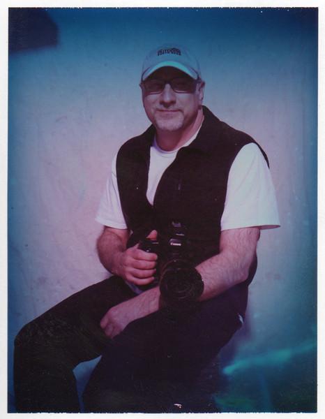 Polaroid of me by Ken Shung