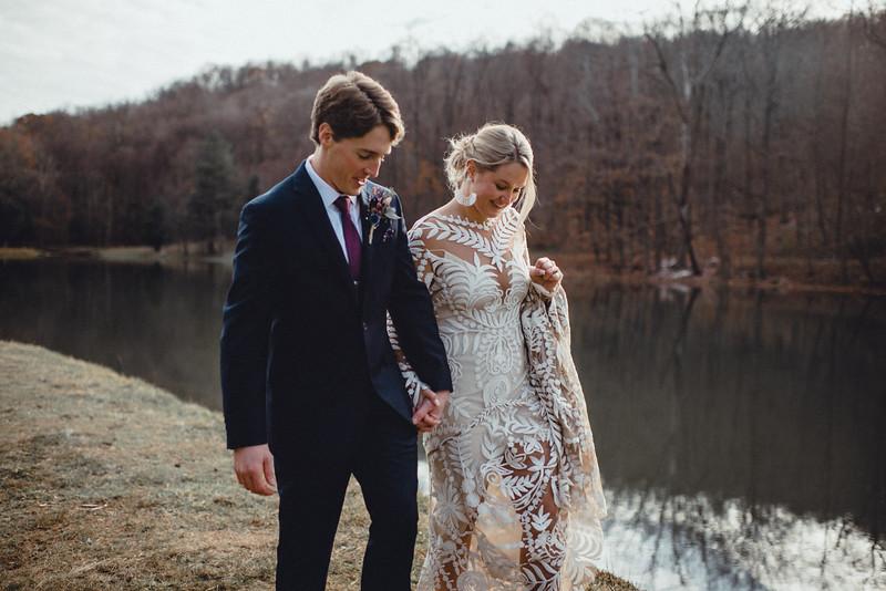 Requiem Images - Luxury Boho Winter Mountain Intimate Wedding - Seven Springs - Laurel Highlands - Blake Holly -736.jpg