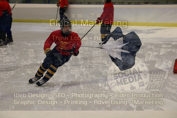 Group 2 Ice Session
