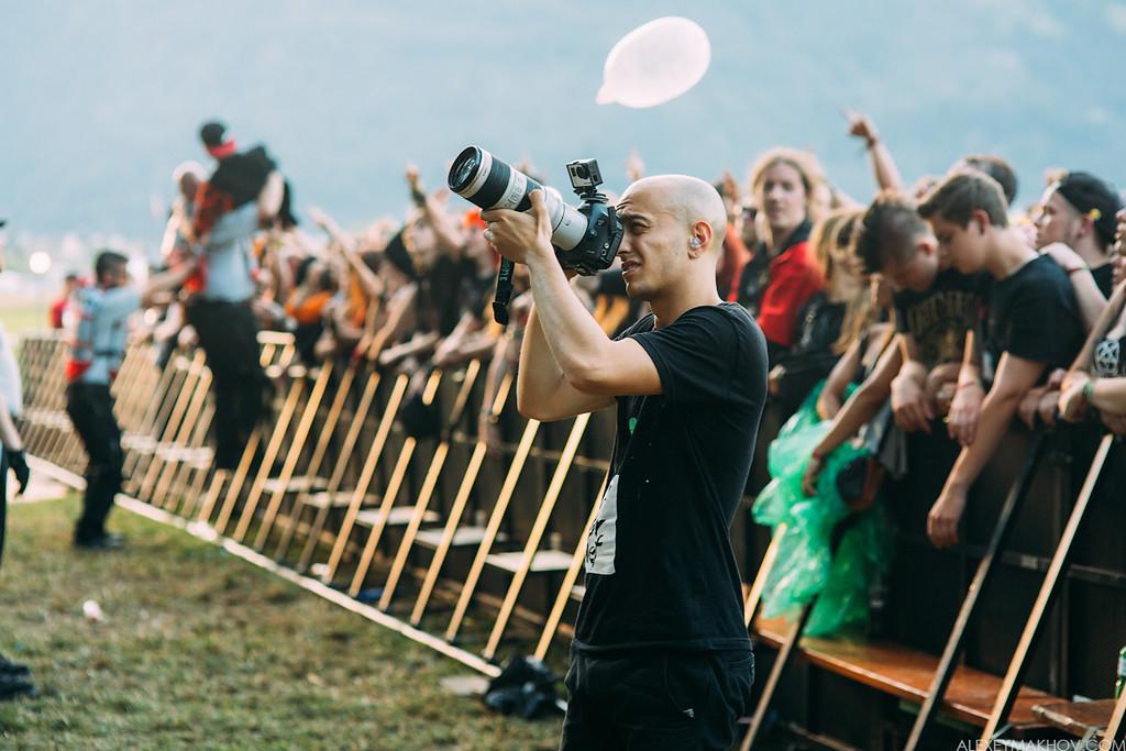 Greenfield Festival in Interlaken, Switzerland. Photo by Alexey Makhov