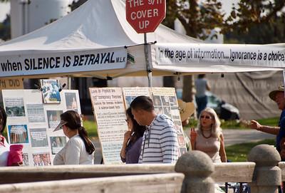 Veterans Day - San Diegans for 9/11 Truth Outreach