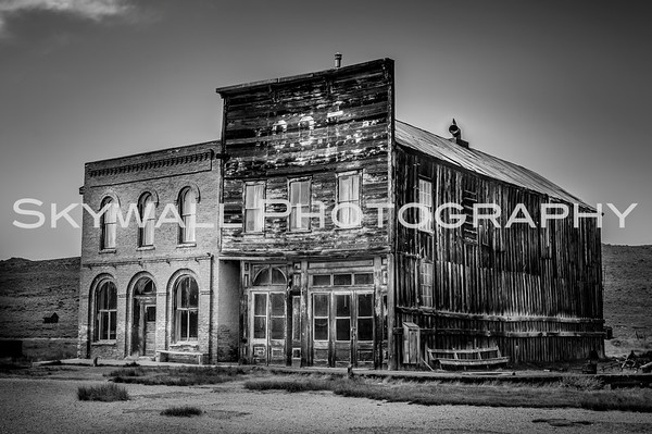 Ghost Town- Bodie, California