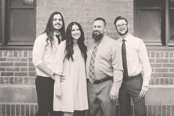Montgomery Family 2019