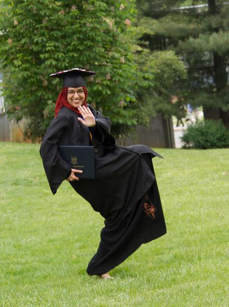 Imani's Graduation May 2011