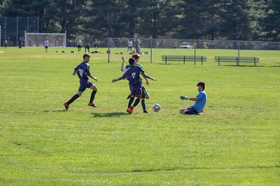 Boys JV Soccer 2019 At Putnam